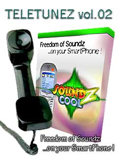 Smartphone TELETUNEZ 2.-Themepack for Soundz Cool 1.0