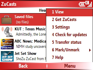 Smartphone ShoZu Share-It v3.3