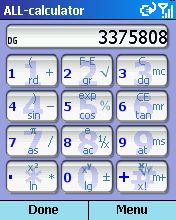 Smartphone ALL-Calculator Lite 1.1.0