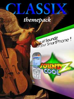 Smartphone Classix Themepack for Soundz Cool 1.0