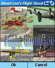 Smartphone Leo's Flight Simulator