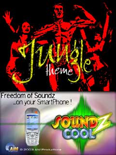 Smartphone JUNGLE-Themepack for Soundz Cool 1.0
