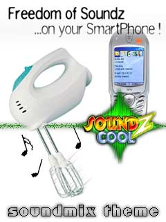 Smartphone Soundz Cool (SmartPhone) Themepack (MIX Sounds)