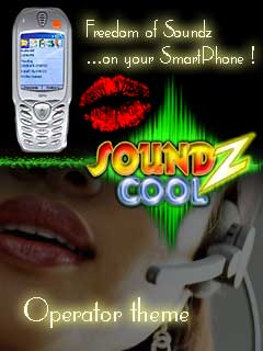 Smartphone Soundz Cool (SmartPhone) Themepack (Voices. Sounds)