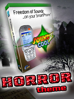 Smartphone Soundz Cool SmartPhone Themepack (Horror Sounds)