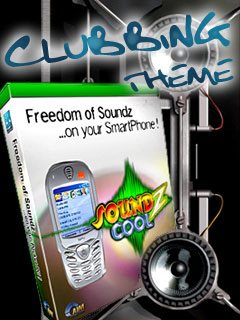 Smartphone Soundz Cool (SmartPhone) Themepack (Clubbing Sounds)