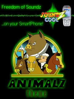 Smartphone Soundz Cool (SmartPhone) Themepack (Animalz  Sounds)