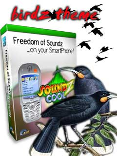 Smartphone Soundz Cool (SmartPhone) Themepack (Birdz  Sounds)